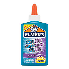 Elmers Color Changing Washable Liquid Glue