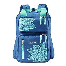 Life Is Good Mandala Backpack Vintage
