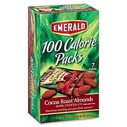 Emerald Diamond 100 Calorie Packs Cocoa