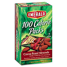 Emerald Diamond 100 Calorie Packs Cocoa