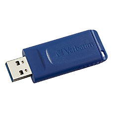 Verbatim 128GB USB Flash Drive Blue