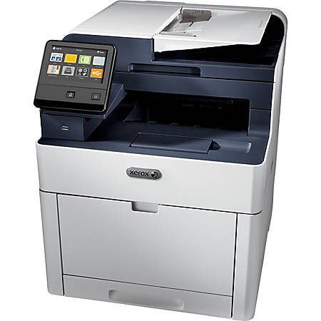 Xerox® WorkCentre 6515/DN Color Laser All-In-One Printer, Scanner, Copier, Fax