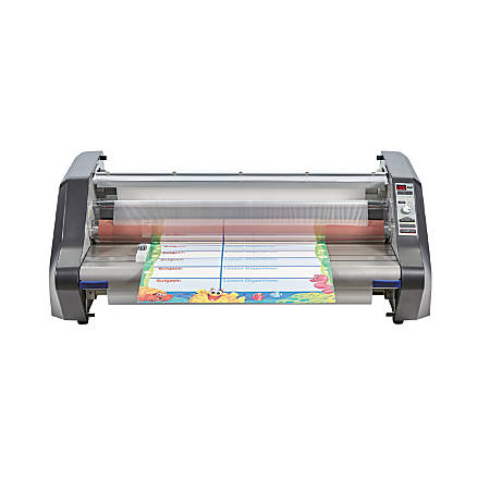 """GBC® Ultima® 65 Thermal Roll Laminator, 27"""" Max. Width, 10 Min Warm-up"""