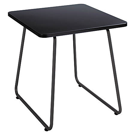 Safco® Anywhere End Table, Black
