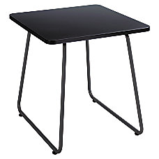Safco Anywhere End Table Black