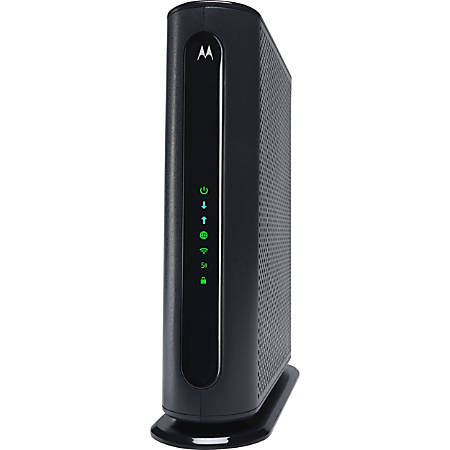 Motorola MG7550 IEEE 802.11ac Cable Wireless Router
