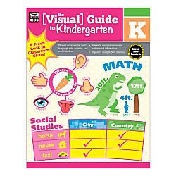 Thinking Kids Visual Guide Workbook Kindergarten
