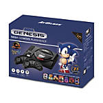 At Games Sega Genesis Flashback®, Black