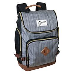 Trailmaker 17 Heather Backpack Gray
