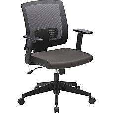 Lorell Soho Mid Back Task Chair
