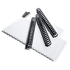 Office Depot Brand Comb Binding Spines