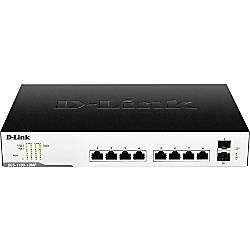 D Link DGS 1100 10MP Ethernet