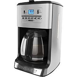 Black Decker 12 Cup Tea and