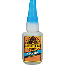 Gorilla Glue Super Glue 05 Oz