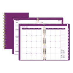 Office Depot Brand WeeklyMonthly Planner 8