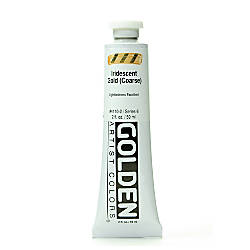 Golden Acrylic Paint Coarse 2 Oz