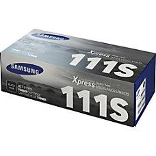 HP Samsung MLT D111S Toner Cartridge