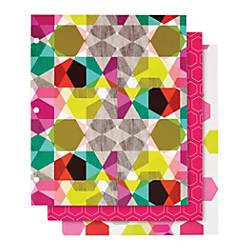Divoga 2 Pocket Poly Folder Bright