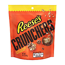 Reeses Crunchers Snacks 65 Oz Pack