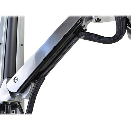 Ergotron StyleView LA2218 Sit-Stand Combo Arm With Worksurface