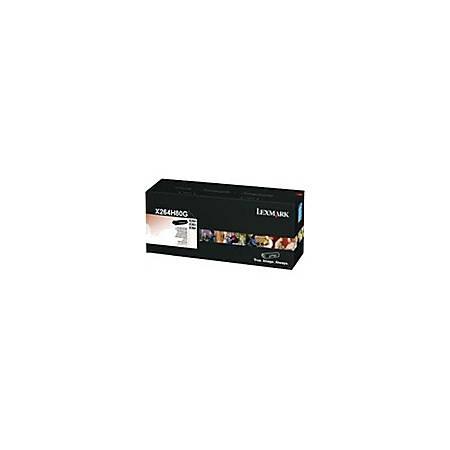 Lexmark - High Yield - black - original - toner cartridge - for Lexmark X264dn, X363dn, X364dn, X364dw