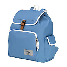 High Sierra Elly Laptop Backpack MineralWhite
