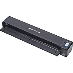 Fujitsu ScanSnap iX100 Mobile Scanner Powered