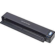 Fujitsu ScanSnap iX100 Mobile Scanner Powered