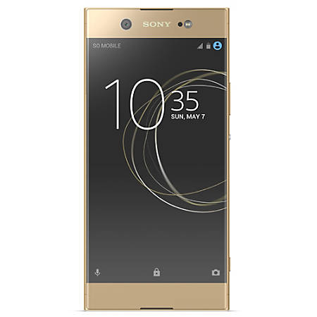 Sony® Xperia XA1 G3123 Cell Phone, Gold, PSN300160