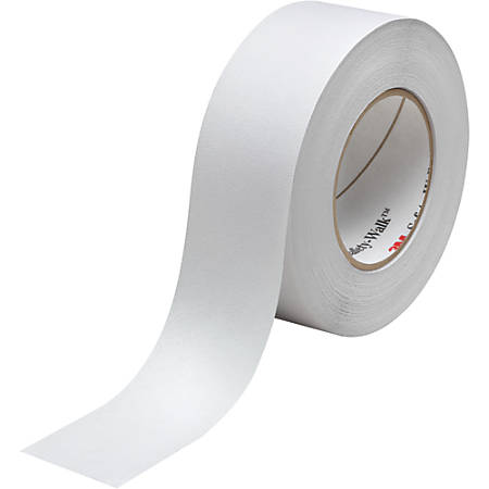 """3M™ 220 Safety-Walk Tape, 3"""" Core, 2"""" x 60', Clear, Case Of 2"""