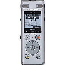 Olympus DM 720 4GB Digital Voice