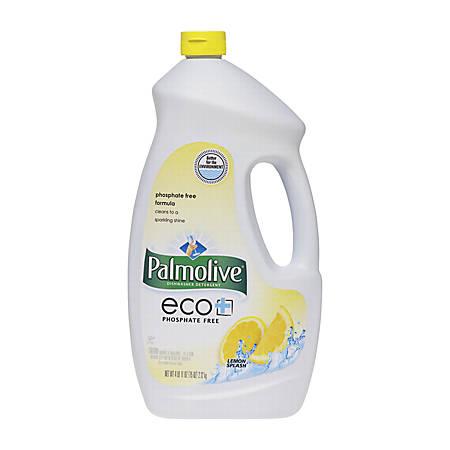 Palmolive® eco+® Dishwashing Detergent, 75 Oz.