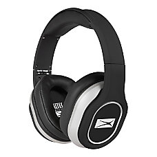 Altec Lansing Over Ear Headphones Black