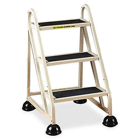 Cramer Stop Step 1030 Mighty Life Step Stool Ladder, 3 Steps