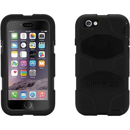 Griffin Survivor All-Terrain Carrying Case iPhone - Black
