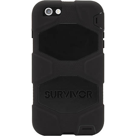 Griffin Survivor All-Terrain Carrying Case for iPhone® 6, Black, Pink