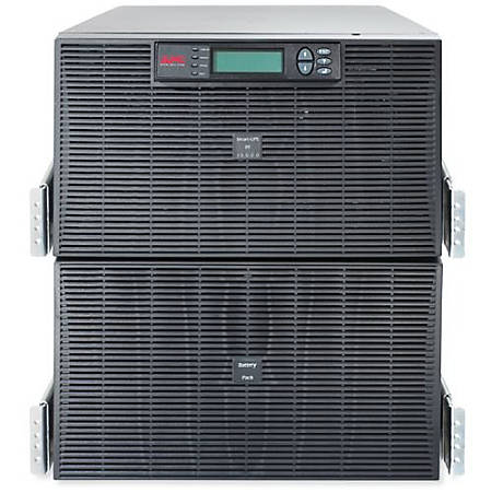 APC Smart-UPS RT 15kVA Rack Mountable UPS - 8.3 Minute - 15kVA - SNMP Manageable