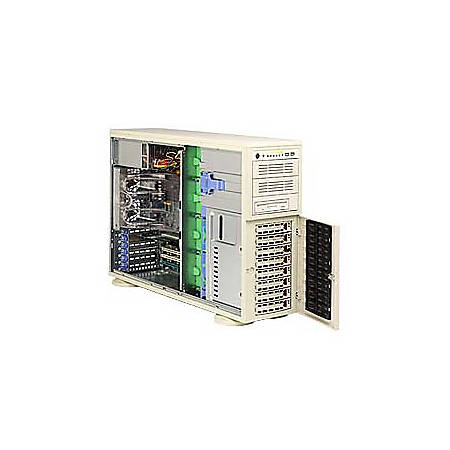 Supermicro A+ Workstation AW4020C-T - MDT - RAM 0 MB - no HDD - no graphics - GigE - monitor: none