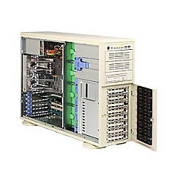 Supermicro A Workstation 4020C T Barebone