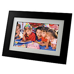 Pandigital 70 Digital Photo Frame 256 Mb By Office Depot Officemax
