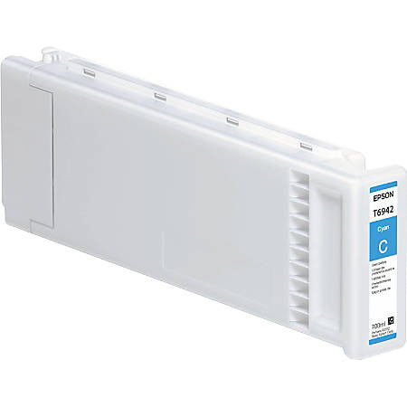 Epson UltraChrome XD Original Ink Cartridge - Cyan