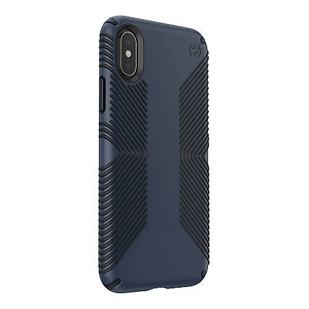 Speck Presidio Case For iPhone® X And XS, Navy, 117124-6587