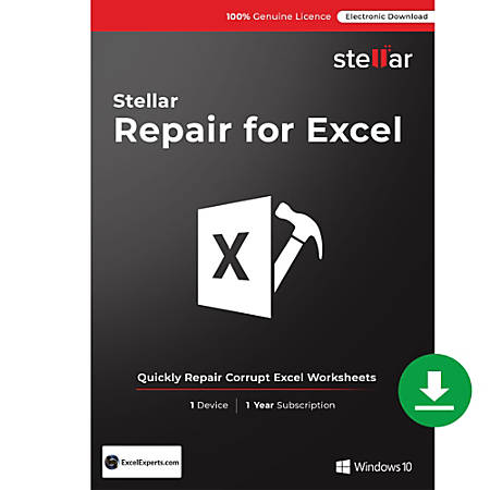 Stellar Phoenix Excel Repair (Windows)