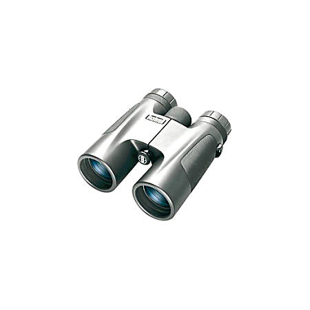 Bushnell PowerView 141042 10x42 Binocular - 10x 42 mm Objective Diameter - Roof - BK7 - Armored, Slip Resistant, Shock Resistant
