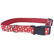 Executive Pup Dog Collar Small Pink
