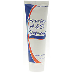 Medline Vitamin A D Ointment 4