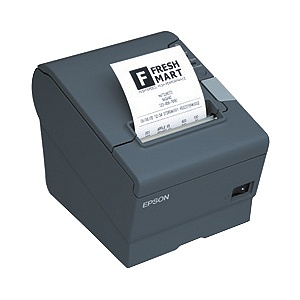 Epson® Direct Thermal Monochrome Receipt Printer, TM-T88V Item # 462917