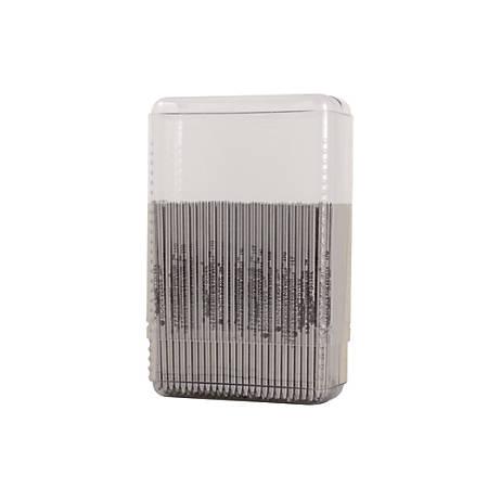 Monteverde® Mini Ballpoint Pen Refills, Medium Point, 0.7 mm, Black Ink, Pack Of 500