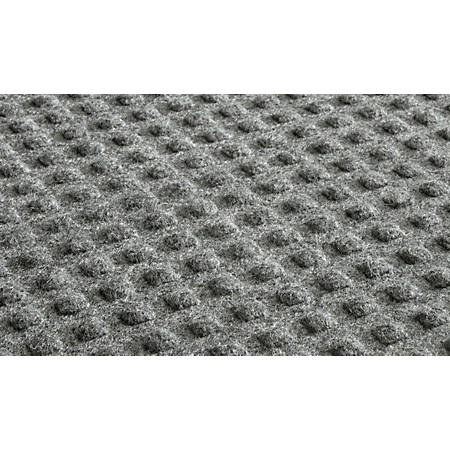 Waterhog Low-Profile Floor Mat, 4' x 10', Granite