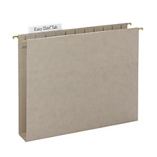 Smead TUFF Hanging Box Bottom Folder